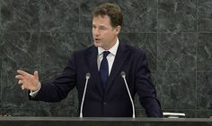 Nick Clegg accepts EU poll but says leaving would be economic suicide