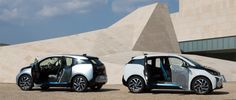 #BMW #i3 en #CESVIMAP: Vehículo #eléctrico premium con propulsión alternativa, cuyo único objetivo es la #movilidad #sostenible.