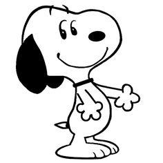 Friendly Snoopy