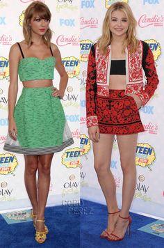 Teen Choice Awards 2014 Best Dressed