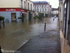 www.larep.fr - A la une - ORLEANS (45000) - Intempéries : le point sur la situation ce mercredi en soirée