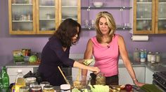 Quick and Easy Fermented Vegetables | In the Kitchen with JJ Virgin and Donna Gates