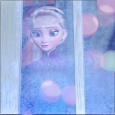 Sad Elsa (disney's frozen) WHERE DID THEY GET THIS?!