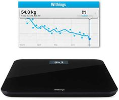 WS-30 Wireless Scale by Withings | Baxtton