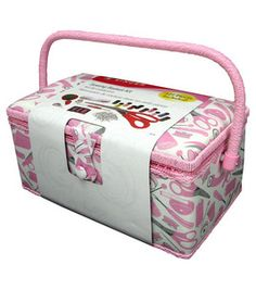#12Pins product: Singer Sewing Basket Kit :)