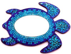 Sea Turtle - Mosaic Mirror Wall Hanging - Spectacular! Florida Gifts,http://www.amazon.com/dp/B003C7EKZY/ref=cm_sw_r_pi_dp_rGaNsb1G462FMYK3