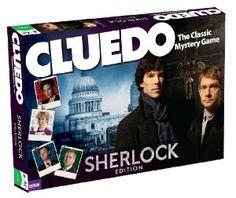 [UK-Import]Cluedo Sherlock Edition: Amazon.de: Spielzeug