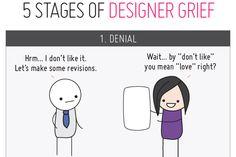 Quadrinhos mostram as 5 fases até o designer aceitar que precisa alterar o layout :-) http://www.bluebus.com.br/quadrinhos-mostram-as-5-fases-ate-o-designer-aceitar-que-precisa-alterar-o-layout/