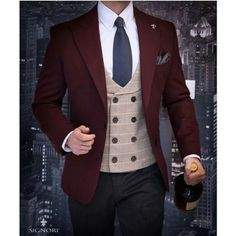 You will become such a outstanding man with latest coat pant designs black velvet groom tuxedos red men wedding suits groomsmen blazer smoking jacket sli Wedding Dress Men, Wedding Suits, Wedding Tuxedos, Wedding Suit Rental, Wedding Men, Groom Tuxedo, Tuxedo For Men, Mens Fashion Suits, Men Wear