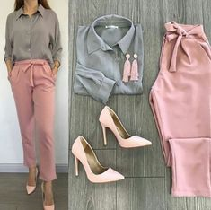 19 Elegant Chic Outfits Ideas 19 Elegant Chic Outfits Ideas Womens Fashion Fashionable is part of Work outfit - Casual Work Outfits, Business Casual Outfits, Professional Outfits, Mode Outfits, Office Outfits, Work Attire, Classy Outfits, Chic Outfits, Trendy Outfits