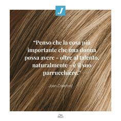 Artista, amico e confidente.   Basta una seduta con il tuo parrucchiere di fiducia per sentirti subito più rilassata e coccolata.  #cdj #degradejoelle #tagliopuntearia #degradé #igers #shooting #musthave #hair #hairstyle #haircolour #longhair #ootd #hairfashion #madeinitaly #wellastudionyc #quotes