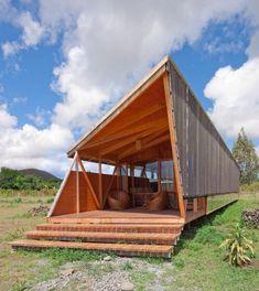 Arquitectura indígena moderna