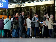 Flight Delays: Why You Should Never, Ever Line Up At The Airport : Condé Nast Traveler - April 25, 2013