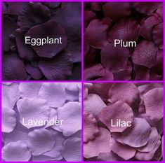 Ideas wedding ceremony ideas rose petals for 2019 Grey Wedding Decor, Purple Wedding Decorations, Purple And Silver Wedding, Lilac Wedding, Wedding Ceremony Decorations, Wedding Flowers, Trendy Wedding, Wedding Table, Gray Decor