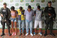 Noticias de Cúcuta: Cayeron presuntos integrantes de la banda 'Los Cha...