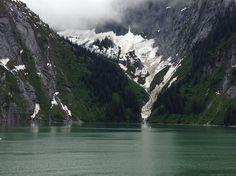 Glacier Bay by Norwegian Fan Cindy Polk.