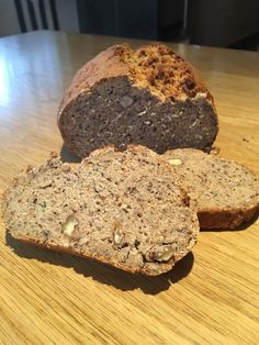 Enjoy even better toast and sandwiches by baking brown bread from scratch with this mixture of old-fashioned oatmeal, molasses, and butter. Food Cakes, Roast Recipes, Curry Recipes, Banana Bread Recipes, Muffin Recipes, Pudding Recipes, Cake Recipes, Sandwich Recipes, Whole Wheat Sourdough