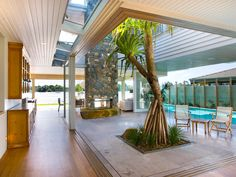 Noosa River Courtyard House | Tim Ditchfield Architects