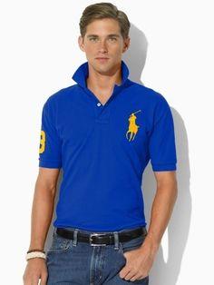 polo ralph lauren clearance Big Pony Polo Homme n bleu profond http://www.polopascher.fr/