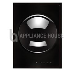 Caple C930I Induction Hob For Wok in Black Glass