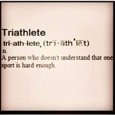 Definition of a triathlete. 21:45 min 3 mi 20 minutes speed boxing 25 minutes @ 17.5 mph