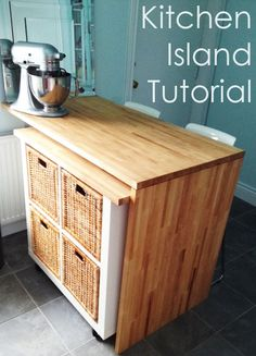 ikea kitchen island diy