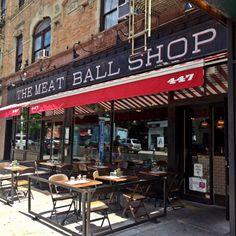 The Meatball Shop NY