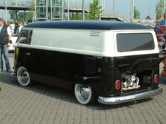 VW transporter panel