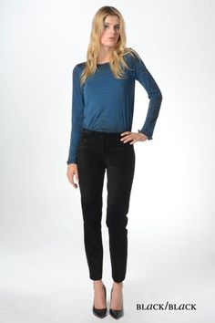 We have Fluxus Moto pants and lots of fun cotton tops in lots of great colots