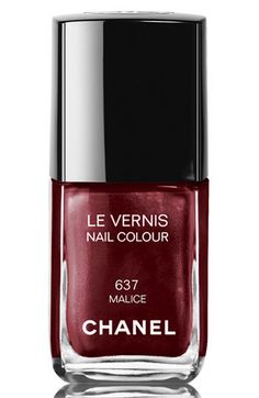 For your Stylish Sidekick: Le Vernis Nail Color by Chanel