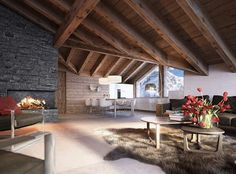 5 Million Glacier Village Swiss Chalets (13)