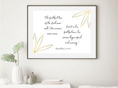 Excited to share this item from my #etsy shop: Inspirational Bible Verse Wall Art, Lamentations 3 Verse 22&23, Gold minimalist #inspirational #bibleverse #wallart #lamentations3 #gold #minimalist # christianwallart #printable #inspirationalquote #diy #diydecor #white #prints #scriptureart #christianart #love #floral #wedding #unframed #entryway #phrasesaying #horizontal #weddinggift #gift #engagementgift #engagement #bedroom #inspirationalsaying