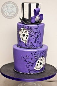 ... day of the dead tattoos & cake on Pinterest | Day Of The Dead