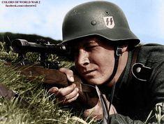SS sniper with Kar98
