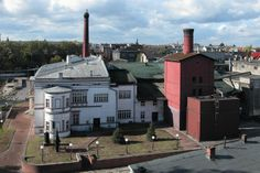 Götz Family Brewery - Krakow, Poland photo by Museum of Municipal Engineering