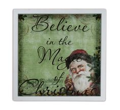 Believe in Magic Shadow Box from @Crafts Direct.