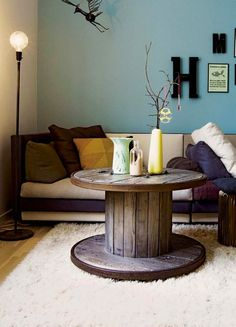 a handcrafted home eclectic decor and vibrant style in tiny apartment - Eclectic Apartment Ideas