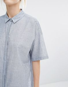 Minimum Anshu Midi Shirt Dress