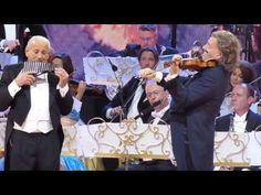 André Rieu and Gheorghe Zamfir - THE LONELY SHEPHERD - Live 2015, Bucharest