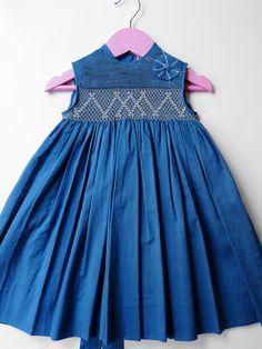 Arlette Smocking Dress - 2 to 3 y.