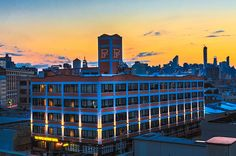 The Paper Factory Hotel — Long Island City, New York