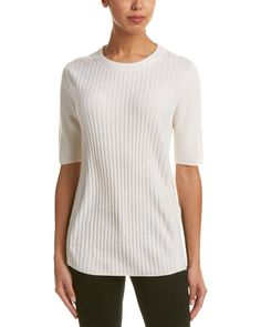 You need to see this Lafayette 148 New York Ribbed Cashmere Sweater on Rue La La.  Get in and shop (quickly!): https://www.ruelala.com/boutique/product/102816/32346765?inv=tracycox123&aid=6191