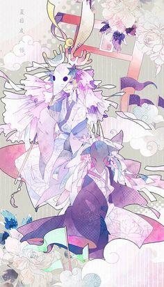 Natsume Yuujinchou (Natsume's Book Of Friends ) - Yuki Midorikawa - Mobile Wallpaper - Zerochan Anime Image Board Manga Art, Manga Anime, Anime Art, Natsume Takashi, Cool Anime Pictures, Hotarubi No Mori, Loli Kawaii, Natsume Yuujinchou, Manga Games