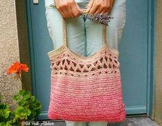 Tutoriel Sac Boho Au Crochet ~ Crochet Boho Bag Pattern – Wild Folk Atelier