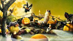 Halloween animation 2014