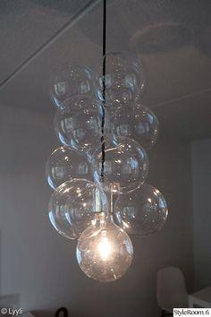 house doctor, diy lamppu House Doctor, New Homes, Chandelier, Ceiling Lights, Lighting, Diy, Inspiration, Color, Home Decor