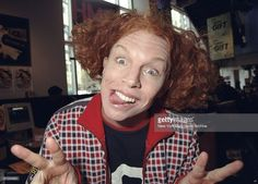 Carrot Top, New York Daily News