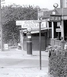 Clove Lake Inn, 1923.