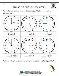 time worksheet new 641 time worksheet o 39 clock and half past. Black Bedroom Furniture Sets. Home Design Ideas