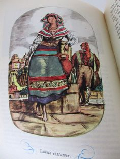 Hardcover Book of  Italy by Dore Ogrizek - The World in Color Series - Red Book #WhittleseyHouseMcGrawHill